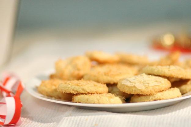 новогоднее печенье простое своими руками фото